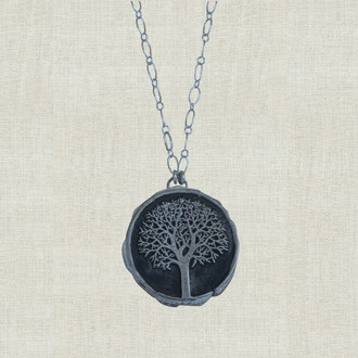 Mighty Oak Necklace