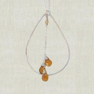 Teardrop Bridesmaid Necklace