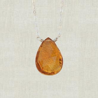 Single Drop Bridesmaid Necklace
