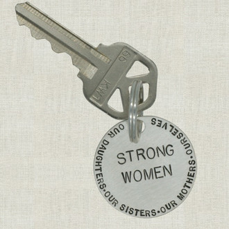 Strong Women Keychain
