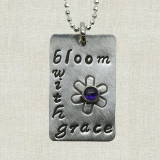 Bloom With Grace Necklace
