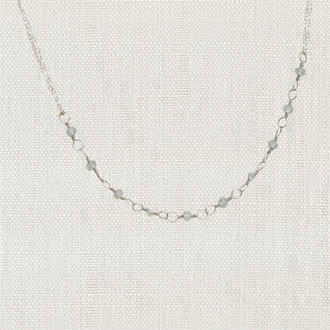 Raw Diamond Necklace