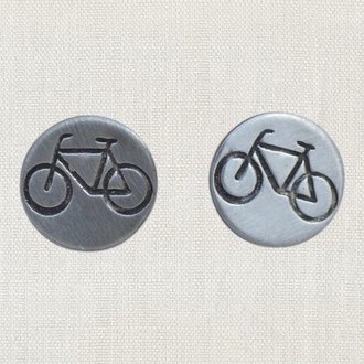 Little Bike Earrings