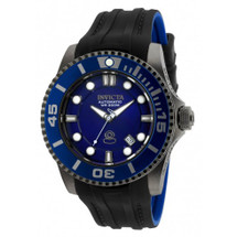 Invicta Men's Pro Diver Automatic 3 Hand Blue Dial Watch 20204