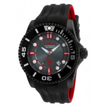 Invicta Men's Pro Diver Automatic 3 Hand Charcoal Dial Watch 20205