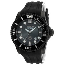 Invicta Men's Pro Diver Automatic 3 Hand Charcoal Dial Watch 20206