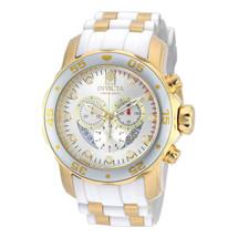 Invicta Men's Pro Diver Quartz Chronograph Silver Dial Watch 20291