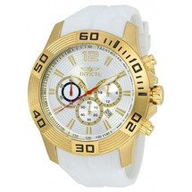 Invicta Men's Pro Diver Quartz Silver Dial Watch 20298