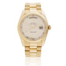 Rolex Day-Date 18k Yellow Gold President Men's Watch