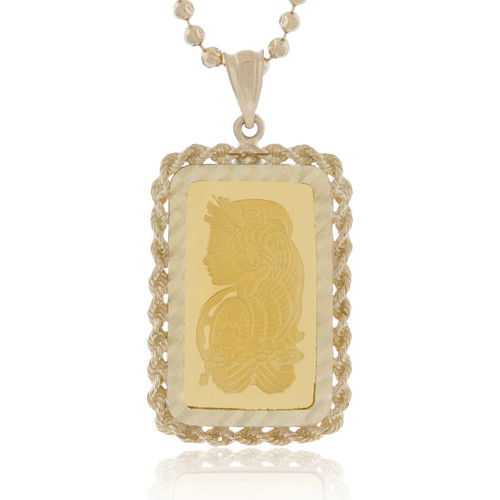 prima gift japan en shop top item pure rakuten lady global present store primagold gold pearl one pendant birthday yellow market