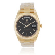 Rolex Day-Date 40 President Automatic Men's Watch