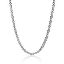 14k White Gold 9.77ct Diamond Necklace