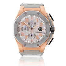 Audemars Piguet Royal Oak Rose Gold Lebron James Special Edition Watch