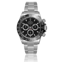 Rolex Cosmograph Daytona Stainless Steel Automatic Men's Watch