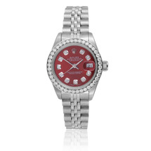 Rolex DateJust 26mm 1.5ct Diamond Automatic Ladies' Watch