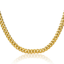 10k Miami Cuban Link Chain (5mm)