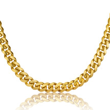 10k Miami Cuban Link Chain (6.5mm)