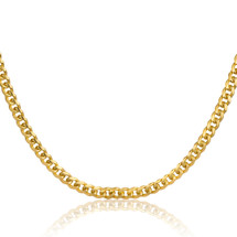 10k Miami Cuban Link Chain (3.5mm)