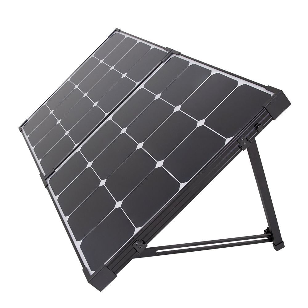 Renogy 100W Foldable Solar Suitcase