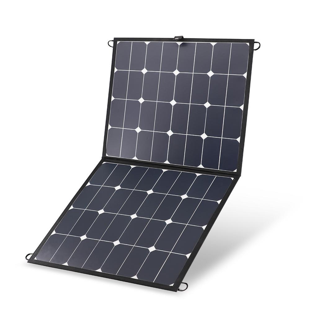 Renogy 100W Eclipse Lightweight Suitcase W/O Controller