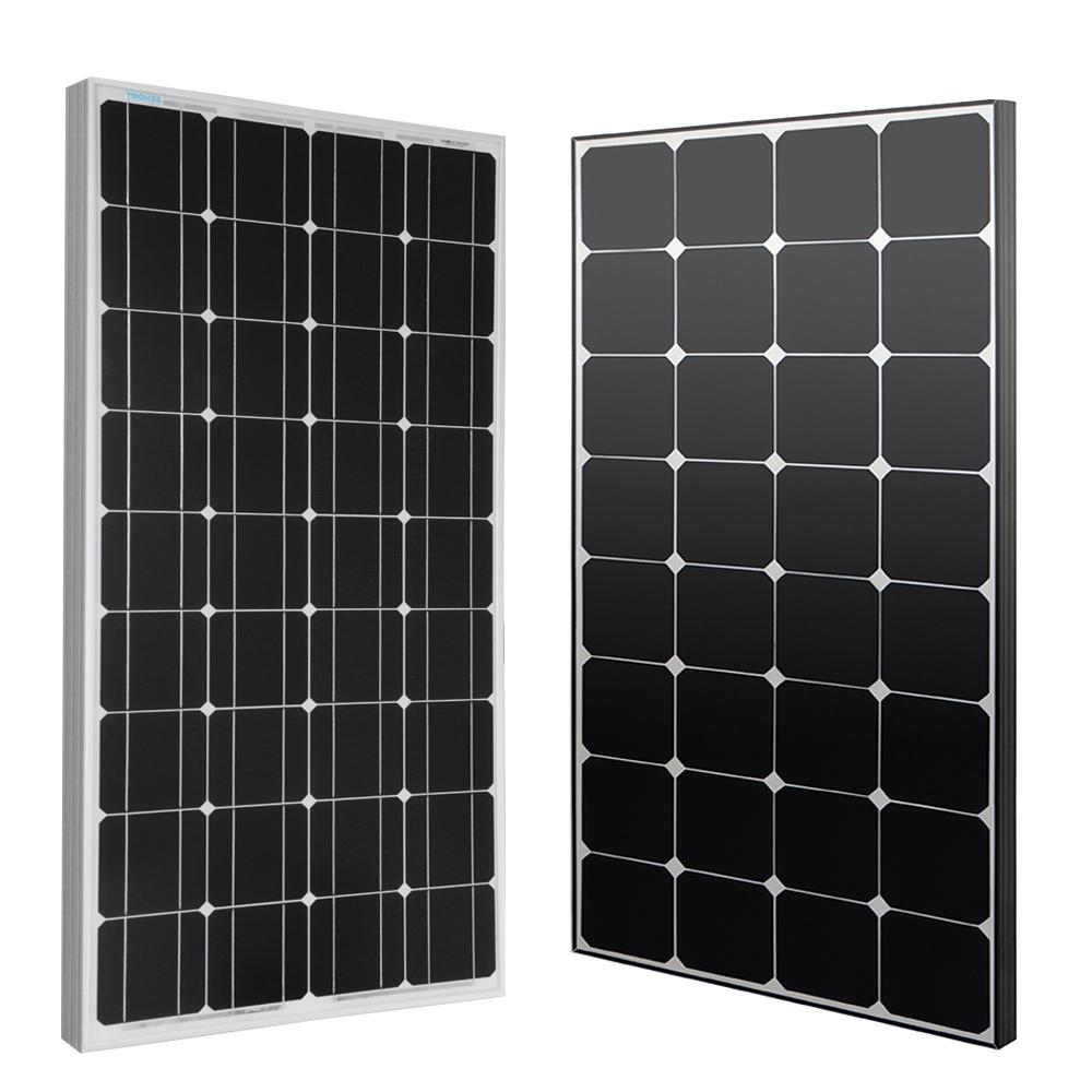 100W Eclipse Solar Panel