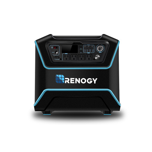 The Lycan Powerbox Solar Power Generator Renogy Solar