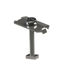 Unirac Solar Mount Preassembled Integrated Bonding Top Mounting Midclamp