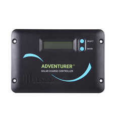Renogy Adventurer - 30A PWM Charge Controller w/ LCD Display