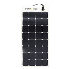 SunPower Flexible 100W Solar Panel
