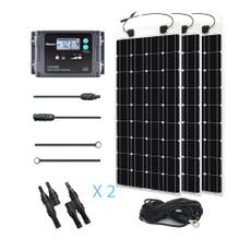 Renogy 300 Watt 12 Volt Solar Marine Kit