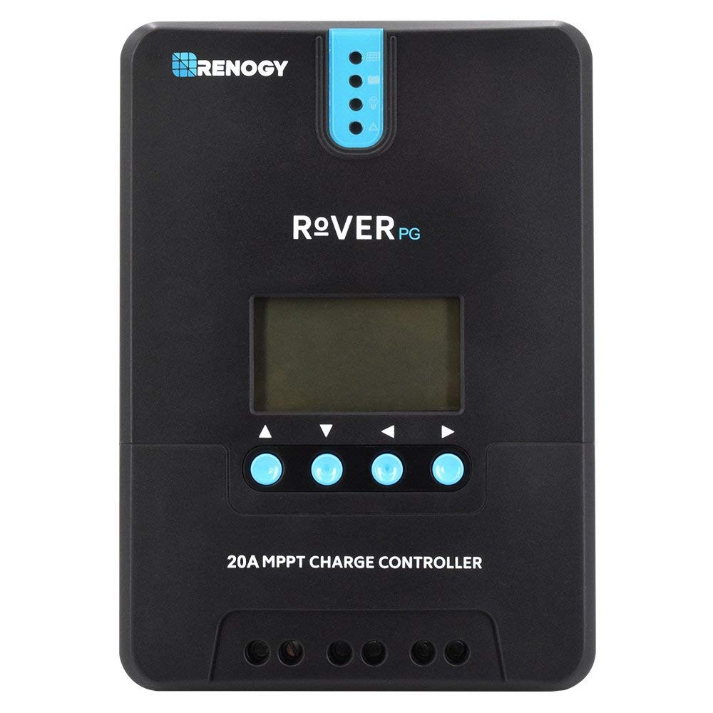 Rover PG 20 Amp MPPT Charge Controller