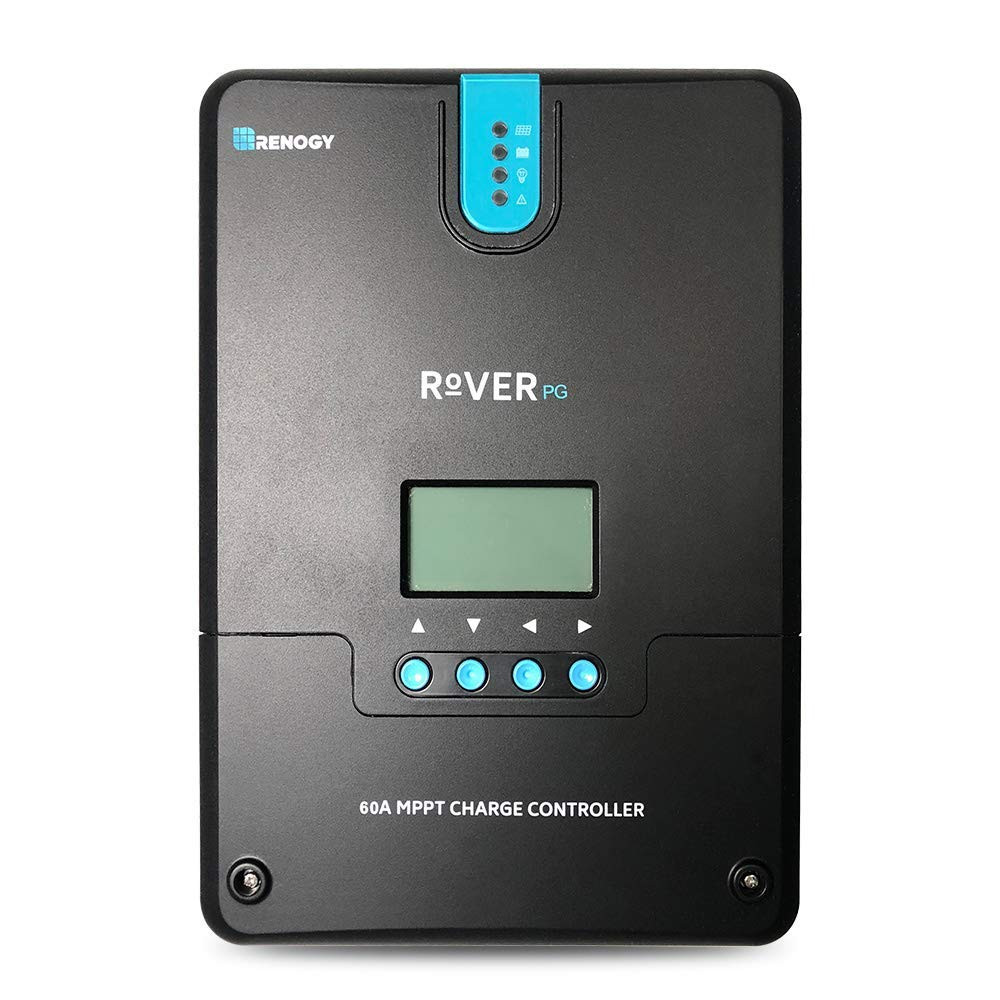 Rover PG 60 Amp MPPT Solar Charge Controller