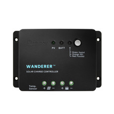 Renogy Wanderer - 30A PWM Charge Controller