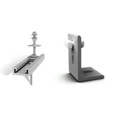 SWH Tile Mount and L Feet Kit For Spanish Tile