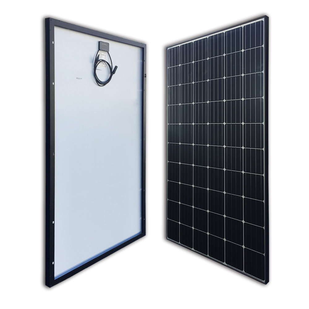 12kw Grid Tied Monocrystalline Basic Solar Kit For Home Renogy Rv Panel Wiring Diagram On Tie 280w Mono Poly