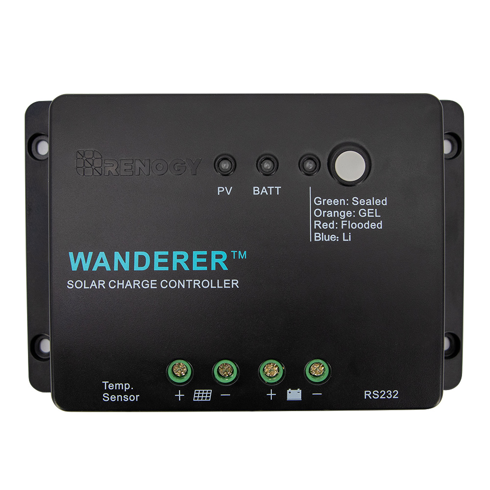 Renogy Wanderer Li Charge Controller