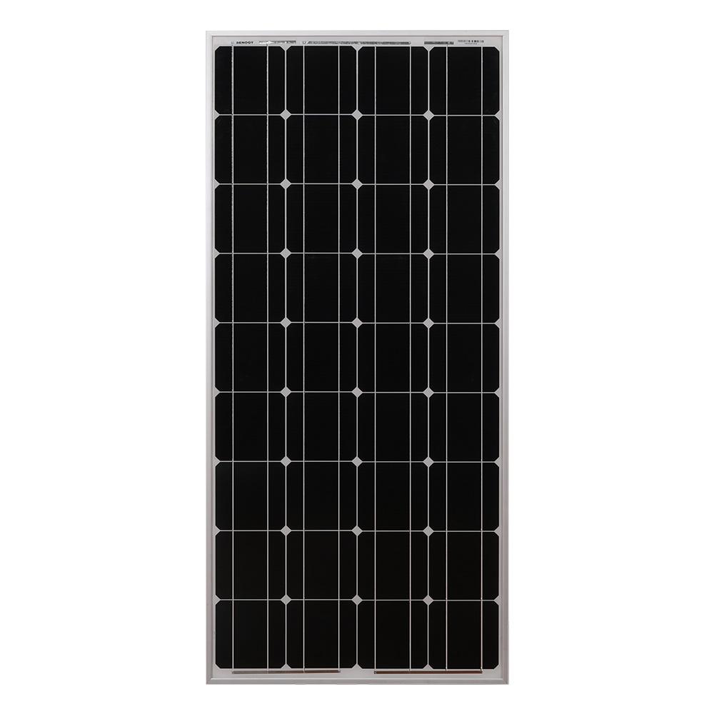 100 Watt 12 Volt Monocrystalline Solar Panel Renogy Wiring Diagram Series