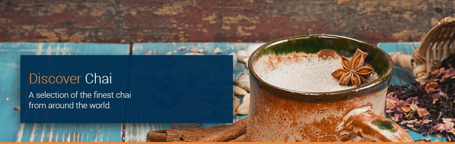Discover Chai Teas