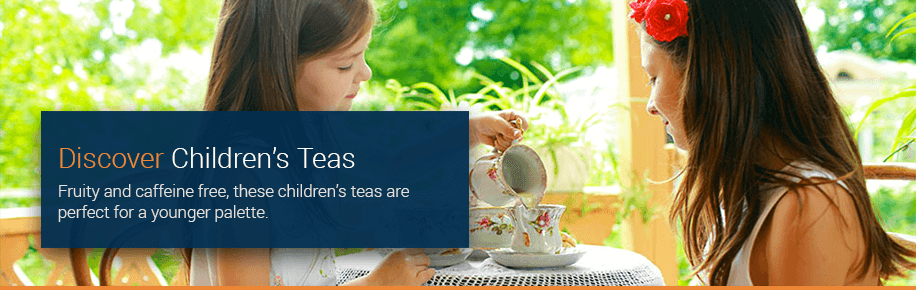 Discover Children's Teas
