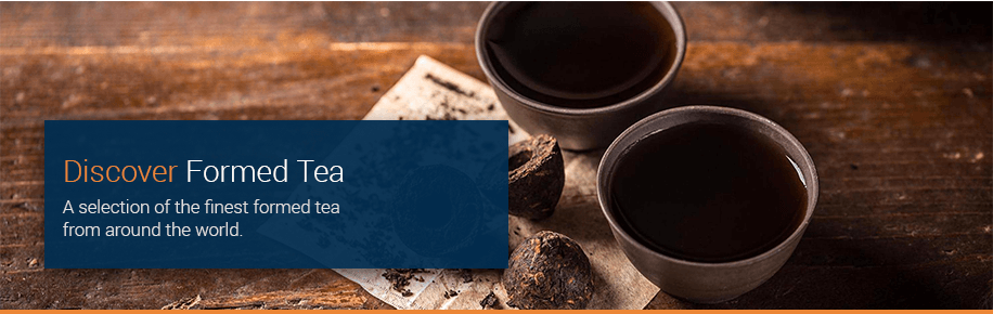 Discover Formed Tea