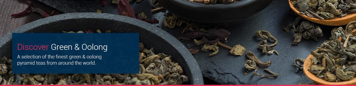 Discover Oolong Tea