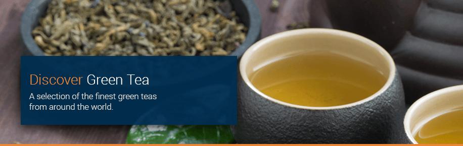 Discover Green Tea