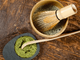 Jenier World of Teas Matcha