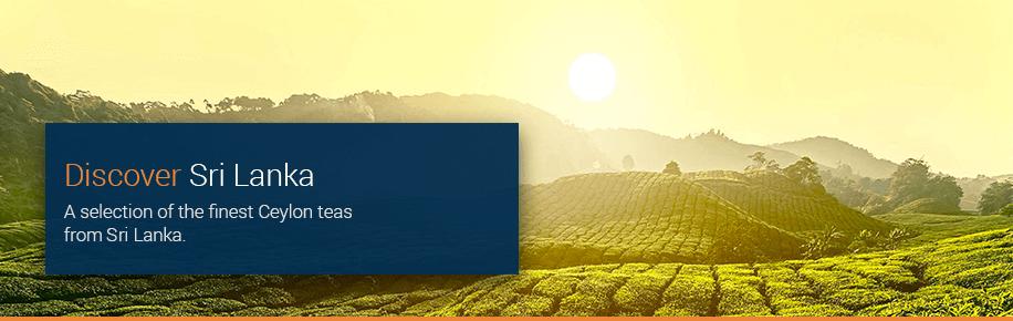 Discover Tea from Sri Lanka