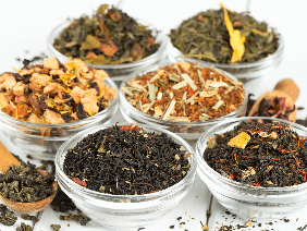Types Of Tea
