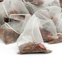 Fruit & Blossom Rooibos Tea Pyramid Teabags