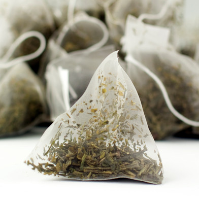 Japan Sencha Green Tea Pyramid Teabags