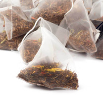 Sunshine Orange Rooibos Tea Pyramid Teabags