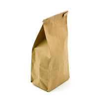 Kraft Bag for Tea 100g - 250g (50 Pack)