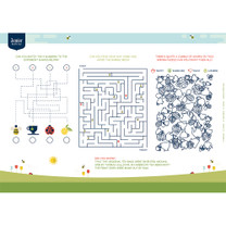 Spring Fun Sheet (Pad with 50 sheets)